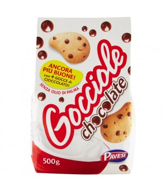 Pavesi Gocciole Chocolate