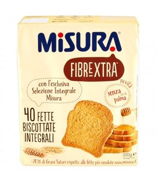 Misura Fibrextra Fette Biscottate