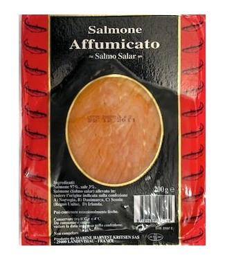 Salmone Norvegese Affumicato 200gr