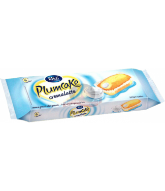 Midi Plumcake Cremalatte