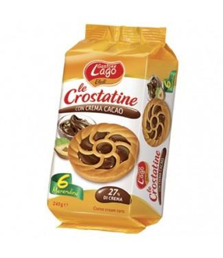 Elledi Le Crostatine con Crema di Cacao