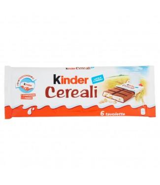 Kinder Cereali 6 x 23,5 g