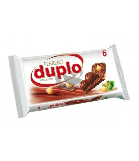 Ferrero Duplo 7 pezzi