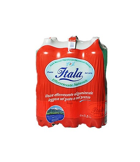 Acqua Itala Minerale 6x1,5 lt