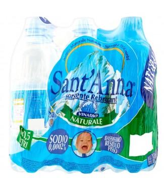 Sant'Anna Acqua Minerale Naturale 6x1,5lt