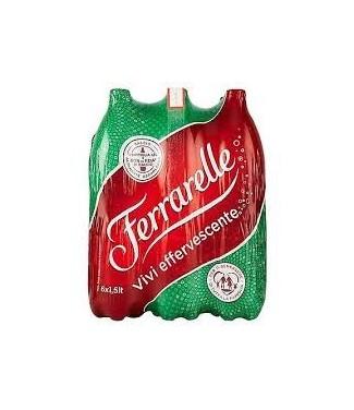 Acqua Ferrarelle 6x1,5lt
