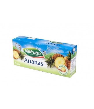 Valfrutta Ananas 3x200ml