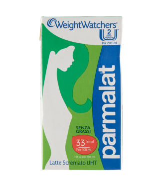 Parmalat Weight Watchers Latte Scremato Uht
