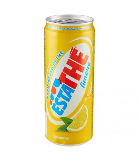 Estathè Limone In Lattina 33 cl
