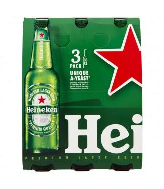 Heineken 3 x 33 Cl