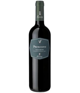 Rivera Vino Rosso Primitivo IGT 13,5% volume
