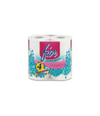 Fior Carta Igienica 4 Rotoli Maxi
