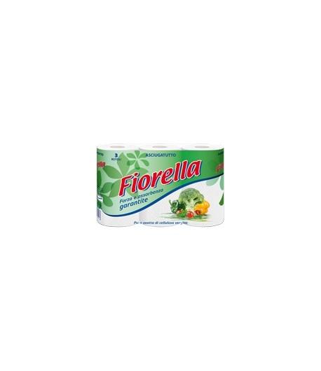 Fiorella Asciugatutto Pura Ovatta di Cellulosa
