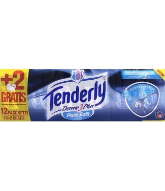 Tenderly Fazzoletti 12 pacchi