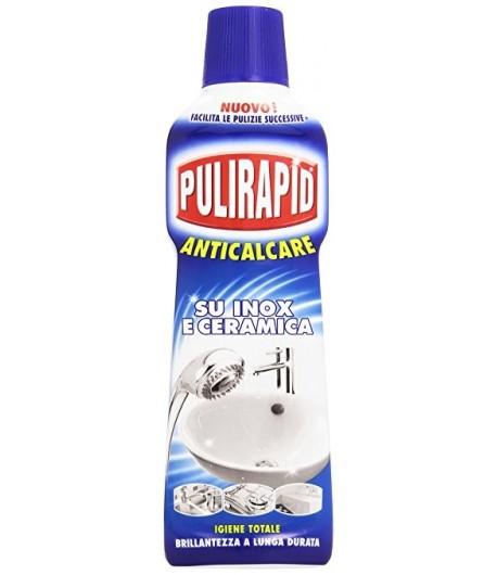 Pulirapid Anticalcare Su inox e Ceramica