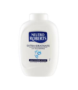 Neutro Roberts Idratante con Glicerina Naturale Sapone Liquido Dermotestato Ricarica