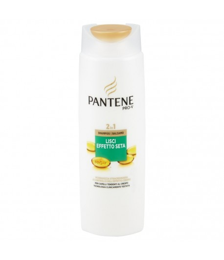 Pantene Pro-v Pantene Shampoo 2in1 Lisci Effetto Seta